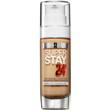 Maybelline - Fond de teint SuperStay 24H - 040 Fawn - 30ml