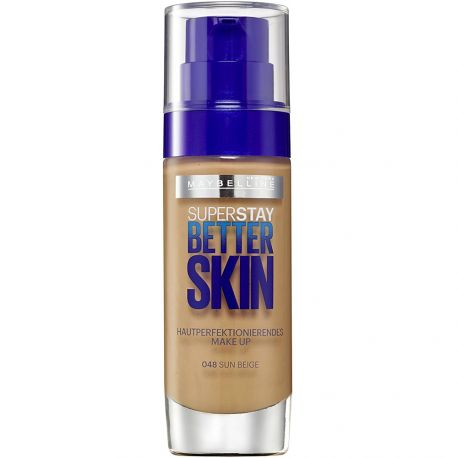 Maybelline - Fond de teint SuperStay Better Skin - 048 Sun beige - 30ml