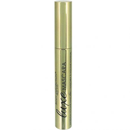 Body Collection - Mascara Luxe à volume maximal Noir - 10ml