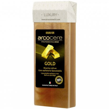 arcocere - Luxury Cire Roll on Gold - 100ml