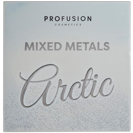 Profusion - Artic Mixed Metals Palette 9 fards à paupières - 23gr
