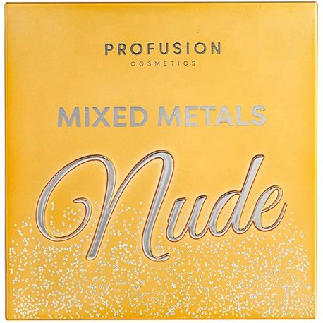 Profusion - Nude Mixed Metals Palette yeux 9 couleurs - 23gr