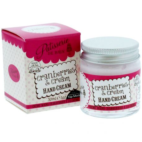 Patisserie de Bain - Crème mains Cranberries - 30ml