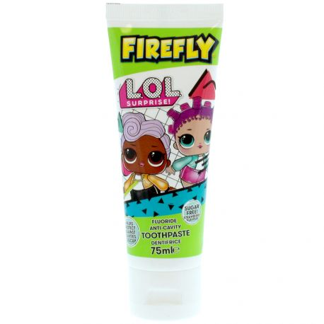 Firefly - Dentifrice LOL Surprise - 75ml