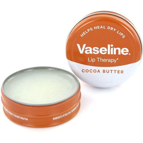 Vaseline - Lip Therapy Baume à lèvres Cocoa Butter - 20g