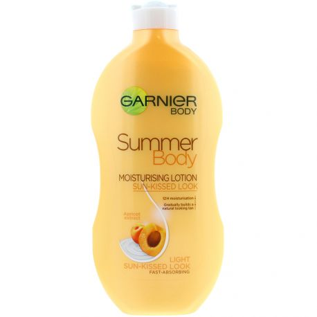Garnier - Lait corps Autobronzant Light - 400ml