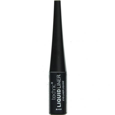 technic - Liquid Liner Eyeliner Noir - 6ml