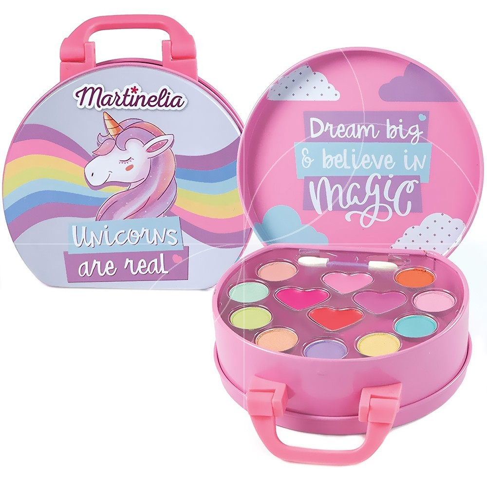 Martinelia- Unicorns are real Valise maquillage fillette