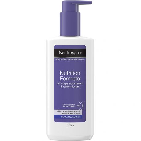 Neutrogena - Lait corps Nutrition Fermeté - 250ml