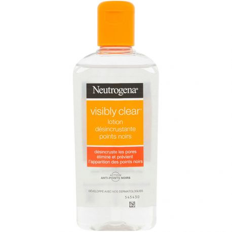 Neutrogena - Visibly clear lotion désincrustante points noirs - 200ml