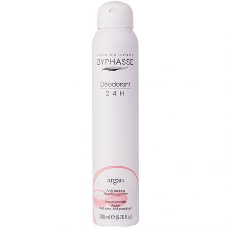 Byphasse - Déodorant 24H argan - 200ml