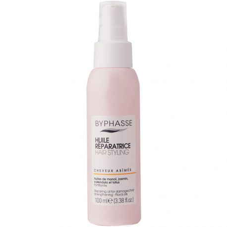 Byphasse - Huile capillaire réparatrice - 100ml