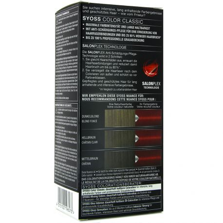 Syoss - Coloration Classic 5-29 Rouge Intense