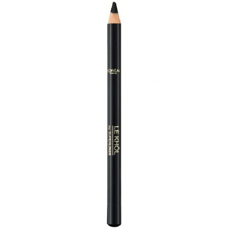 L'Oréal - Crayon le Khôl By Super liner - 101 Midnight Black