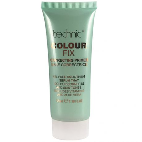 technic - Colour Fix Base correctrice Verte - 35ml