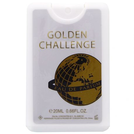 Omerta - Golden Challenge Pocket - Eau de parfum femme - 20ml
