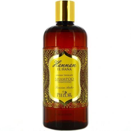 Pielor - Shampooing Fortifiant Tunisian Amber - 400ml