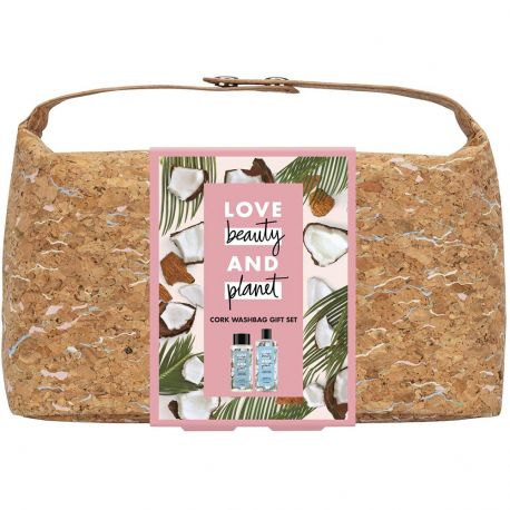 Love Beauty & Planet - Trousse soins Coconut & Mimosa - 3pcs