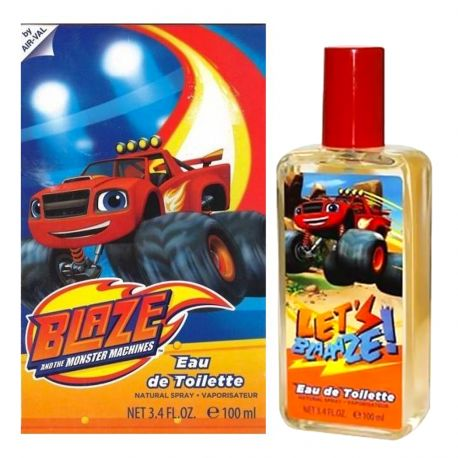 Air-Val - Eau de toilette Enfant Blaze - 100ml