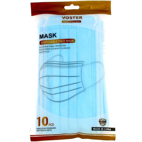Folie Cosmetic - Lot de 10 masques jetables