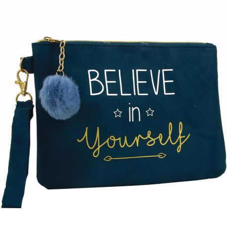 "Atout Beauté - Trousse ""Believe in yourself"""