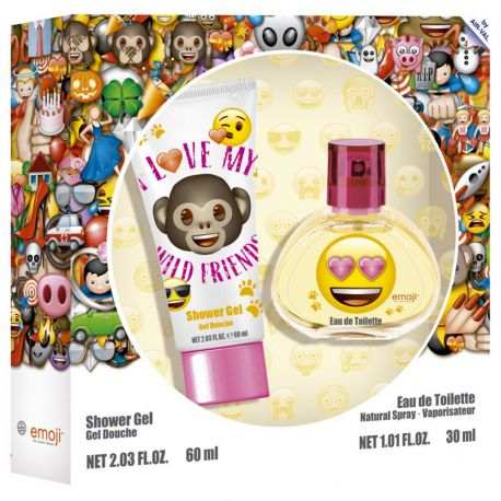 Air val - Coffret Emoji - 2pcs