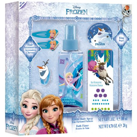Air Val - Coffret La Reine des neiges - 5pcs