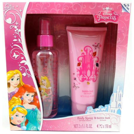 Air Val - Coffret Princess - 2x150ml