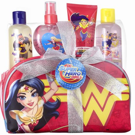 Air Val - Coffret Super Hero Girls - 5pcs