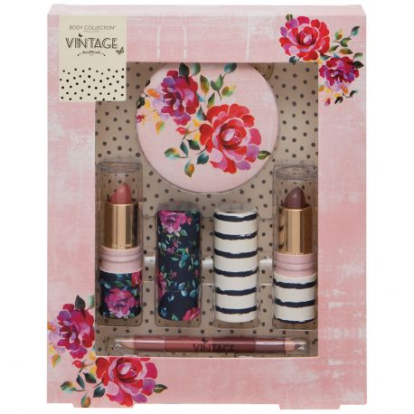 Body Collection - Vintage - Coffret Rouge à lèvres