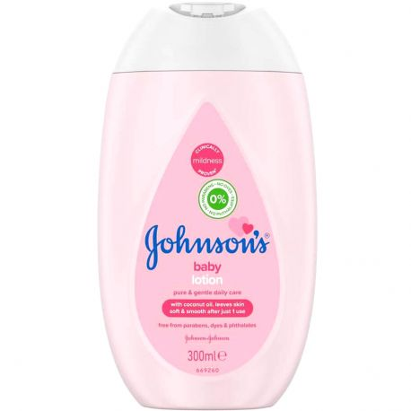 Johnson's Baby - Lotion Bébé - 300ml