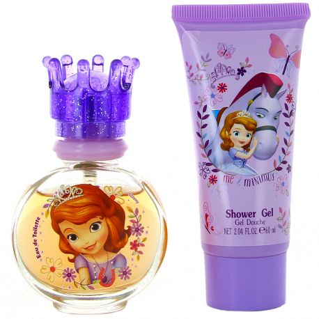 Air Val - Coffret Sofia the First - 2pcs