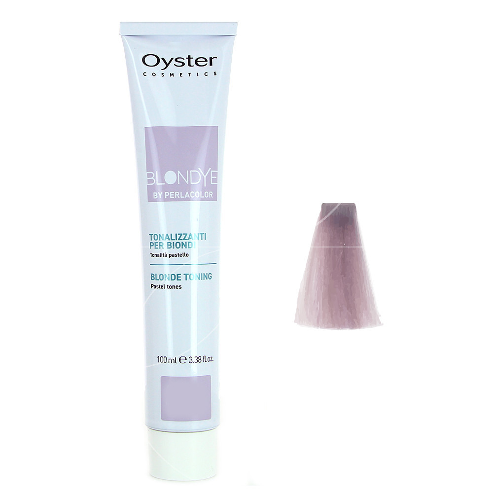 Oyster - Blondye Tonalisant pour Blond - gris intense - 0/012 - 100ml