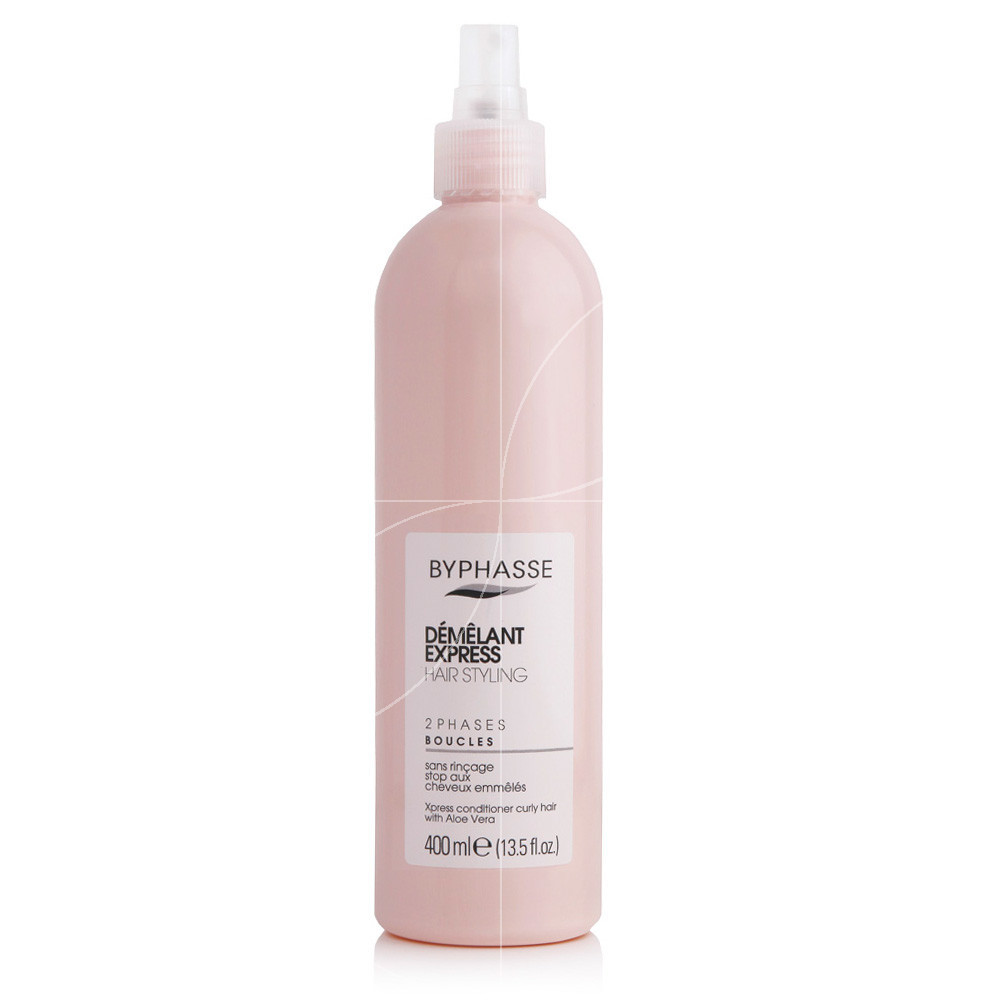 Byphasse - Spray démêlant express 2 phases boucles - 400ml
