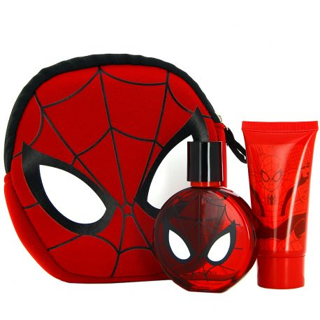 Marvel - Spiderman Coffret Gel douche & Parfum - 2x50ml