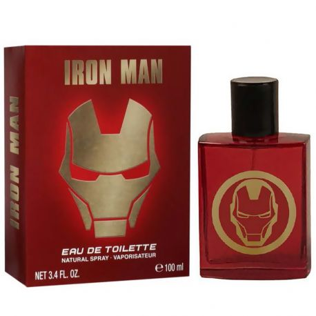 Marvel - Eau de toilette Iron Man - 100ml