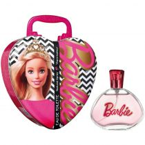 Barbie - Mallette Eau de toilette Barbie - 100ml