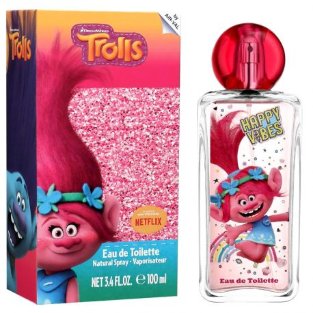 Dream Works - Trolls - Eau de toilette - 100ml