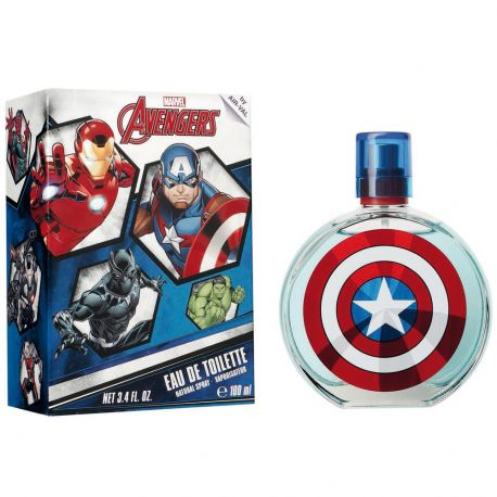 Marvel - Eau de toilette Avengers - 100ml