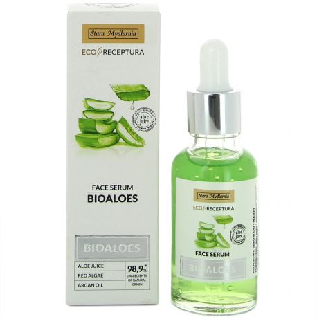 Bodymania - Sérum visage Aloe Vera - 30ml