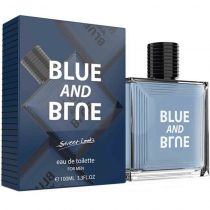 Street Looks - Lucky Guy - Blue and Blue - 100ml