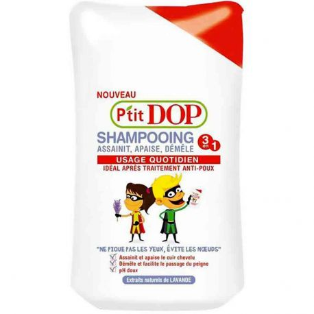Dop - Shampooing usage fréquent anti-poux - 250ml