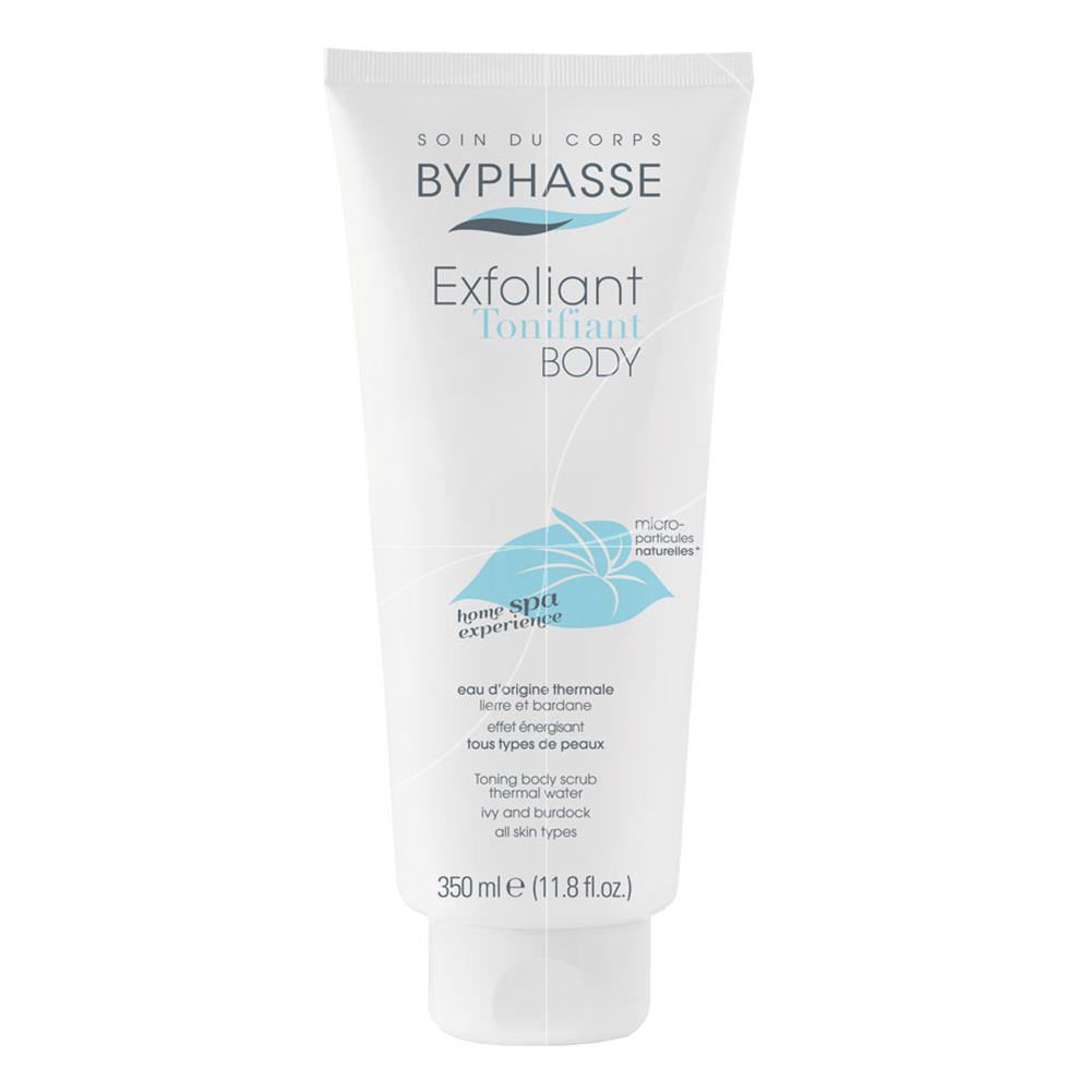 Byphasse - Home spa Experience - Exfoliant tonifiant Corps Tous types de peaux - 350ml