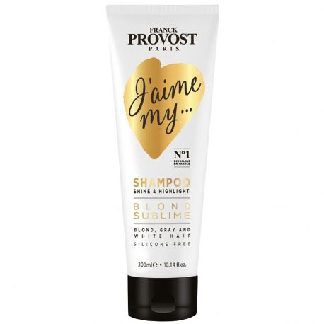Franck Provost - J'aime my Shampooing Blond sublime - 300ml