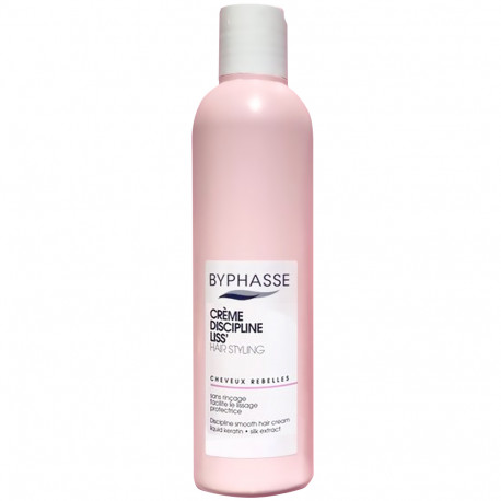 Byphasse - Creme lissante Discipline liss' - 250ml