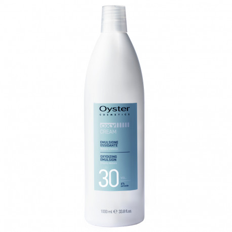 Oyster Oxy cream- Oxydant crème 30 volumes - 1 litre
