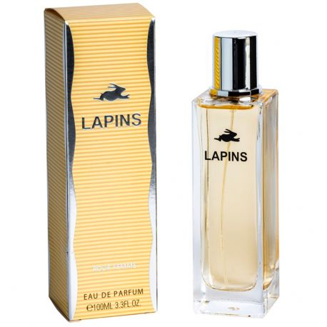 Real Time - Lapins - Eau de parfum - 100ml