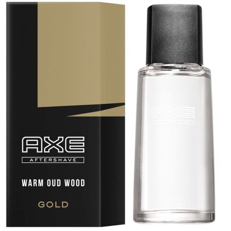 Axe - Gold - Warm Oud Wood - Aftershave - 100ml