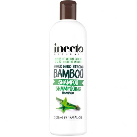 Inecto - Shampooing Bambou - 500ml