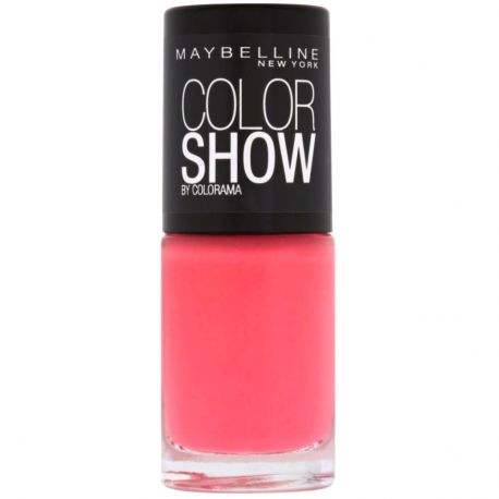 Maybelline - Color show Vernis à ongles n°262 Pink Boom - 7ml